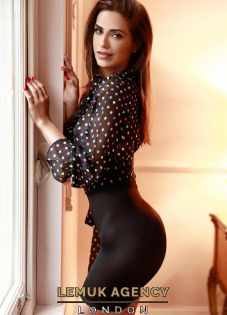 Michele from London Escort Models UK