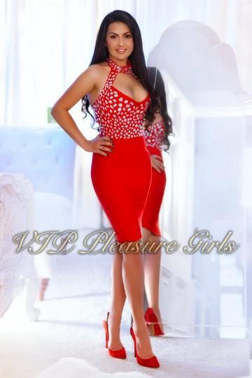 Maliah from VIP Pleasure Girls
