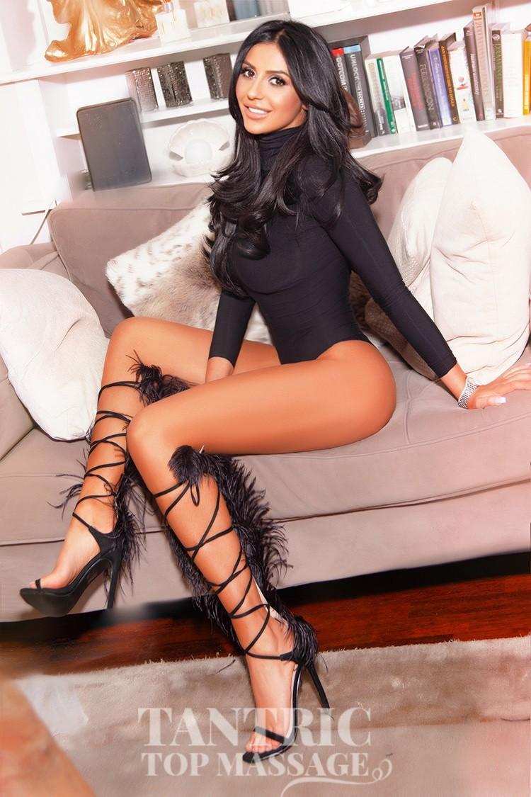Sevda from Tantric Top Massage