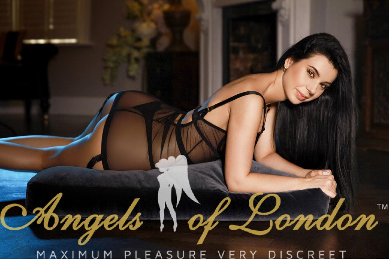 Paula from Angels of London