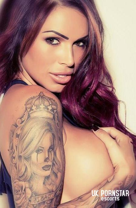 Gemma Massey from UK Pornstar Escorts