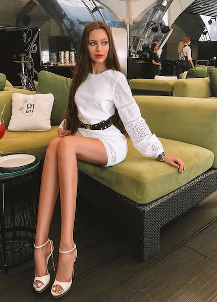Kamilla from Russian Escort Club