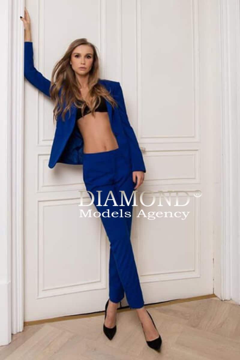 Ariana from Diamond Elite Models