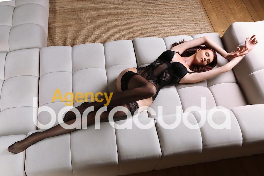 Afrodita from Agency Barracuda