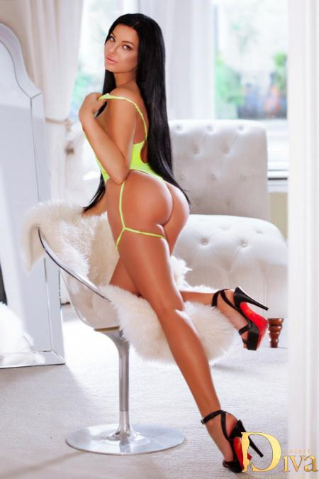 Alice from Topsecret Escorts