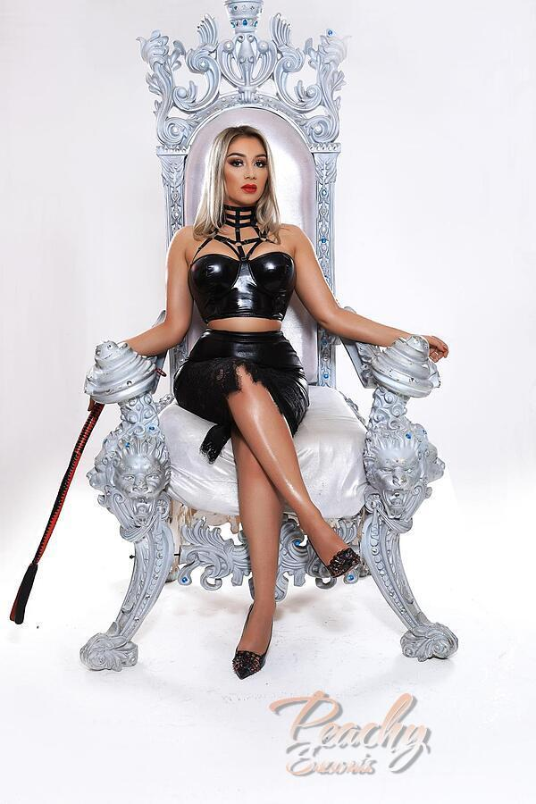 Katia from London Escorts VIP