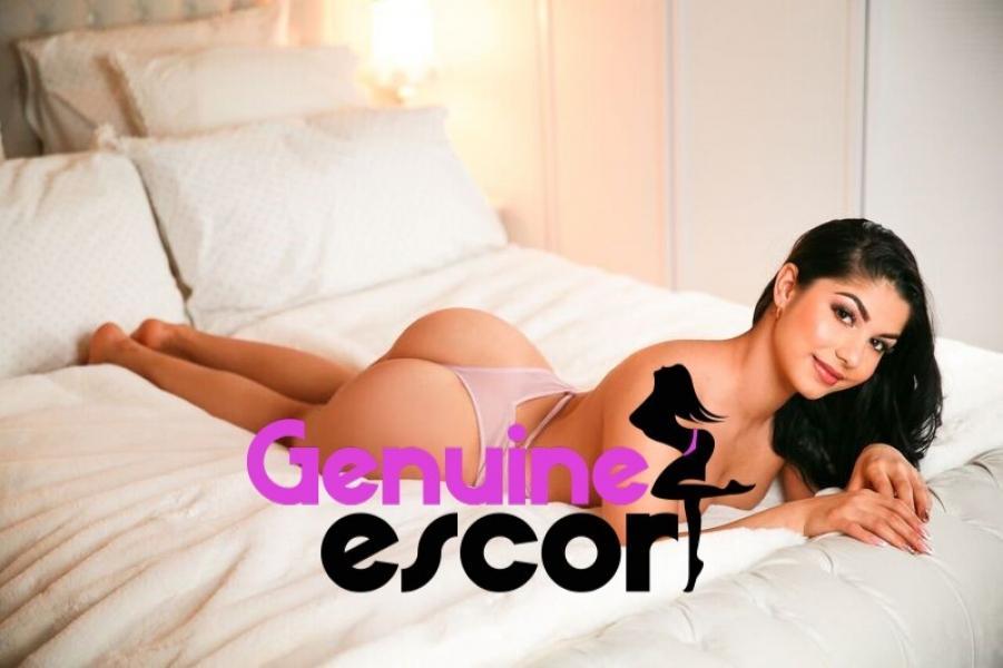 Greta from Genuine Escort