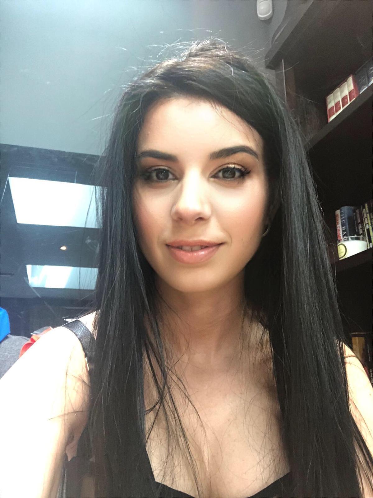 Paula from London Escort Models UK