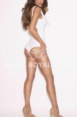 Elisa from Paris Royal Club