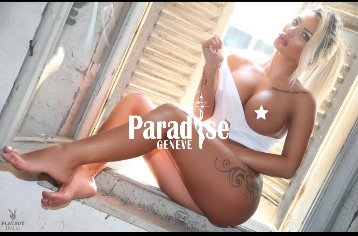Emma from Paradise Geneva