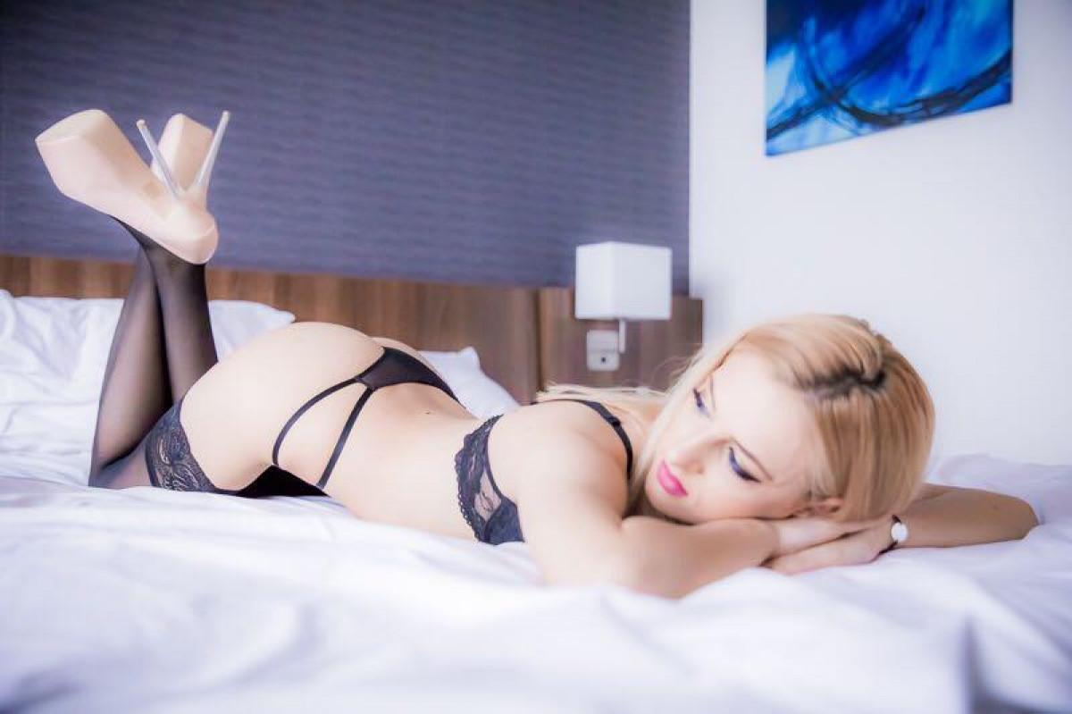 Gina from Lux Escorts
