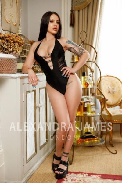 Syana from AJ London Escorts