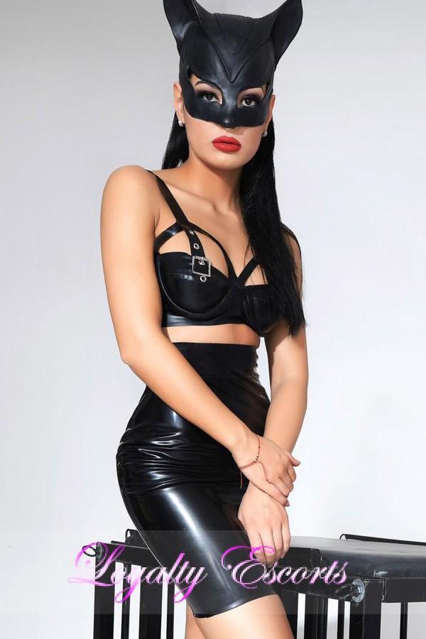 Mistress Sabine from Cleopatra Escorts