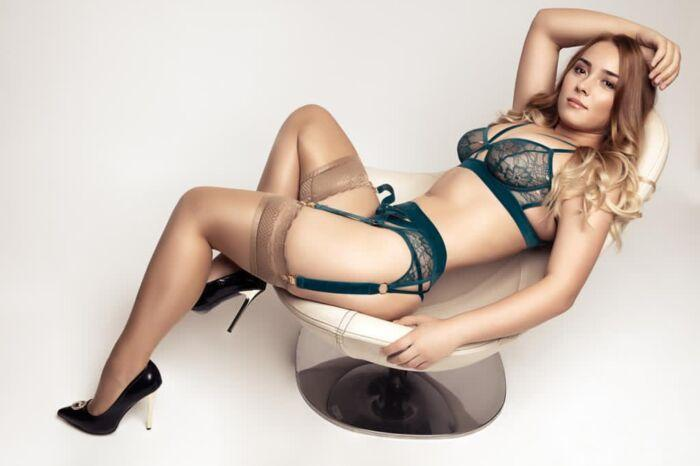 Leah from 24hr London Escorts