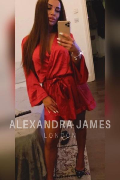 Jessica from Diamond London Escorts