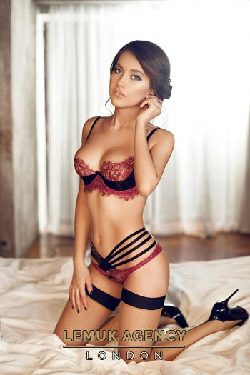 Nina from London Escort Models UK
