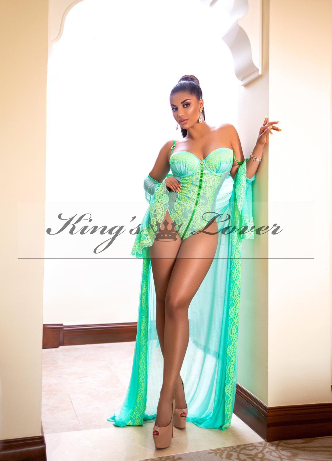 Samantha from King's Lover