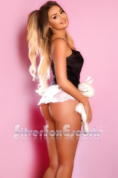 Caprice from Silver Fox Escorts