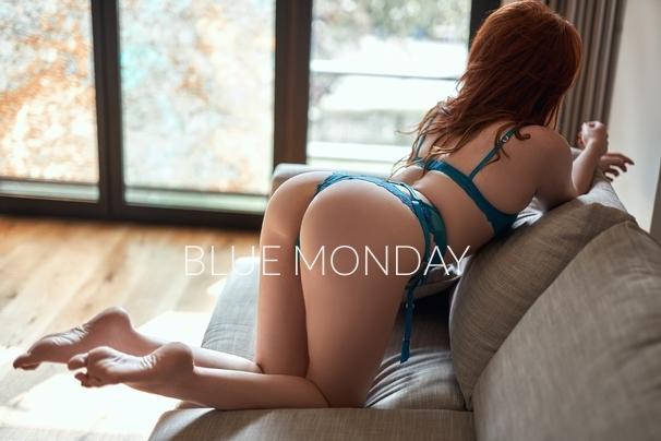 Elizabeth from Blue Monday of London