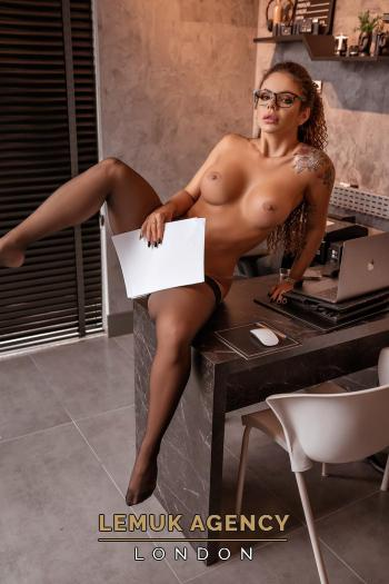Patricia from London Escort Models UK