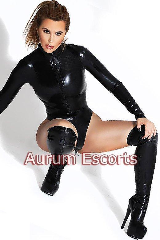 Mistress Alma from Aurum Girls Escorts