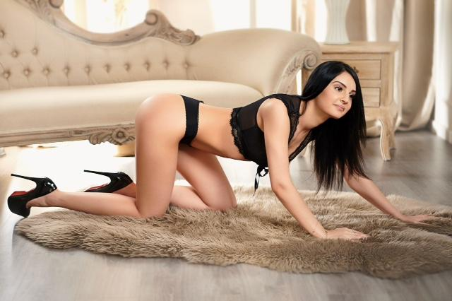Marina from Pure Tantric Massage London