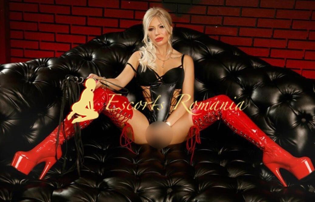 Hanna empress from Escorts Romania