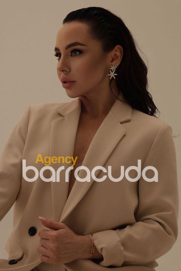 Anisha from Agency Barracuda