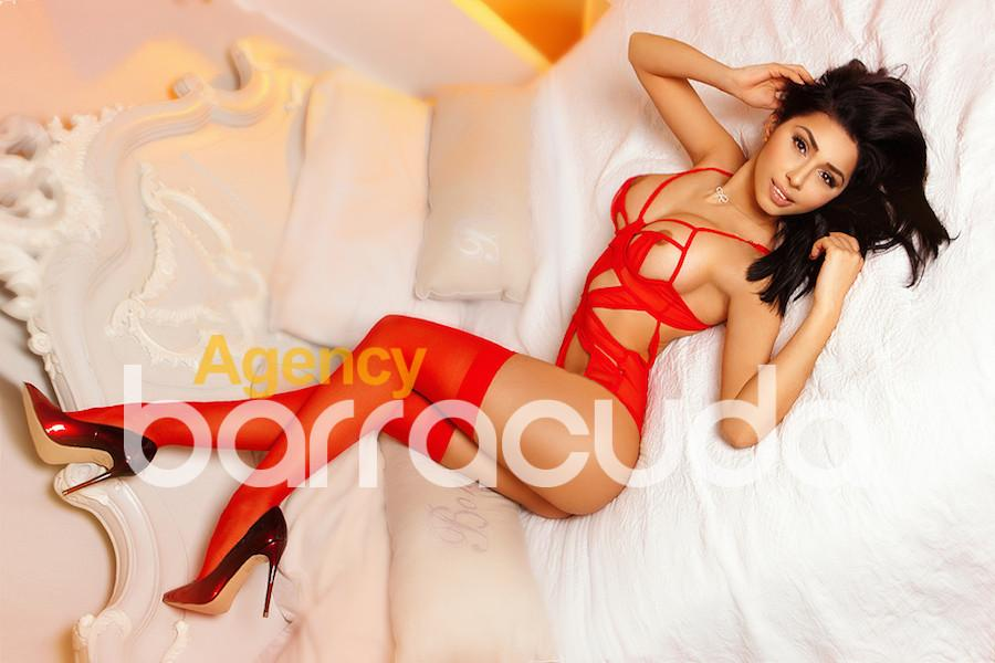Amira from Babes of London
