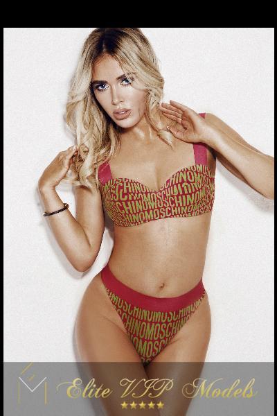 Kristina from Elite VIP Models