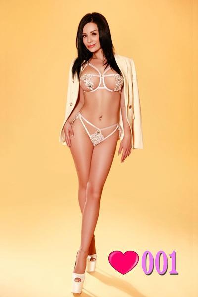 Islanda from Casino London Models