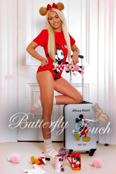 Vivian from Butterfly Touch