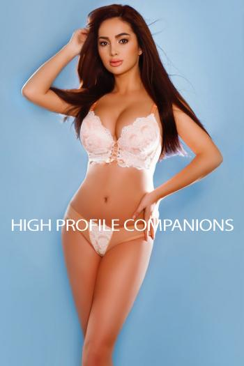 Sofia from High Profile Companions