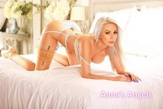 Joanna James from Anna's Angels