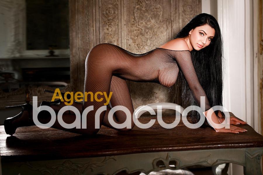 Layla from Agency Barracuda