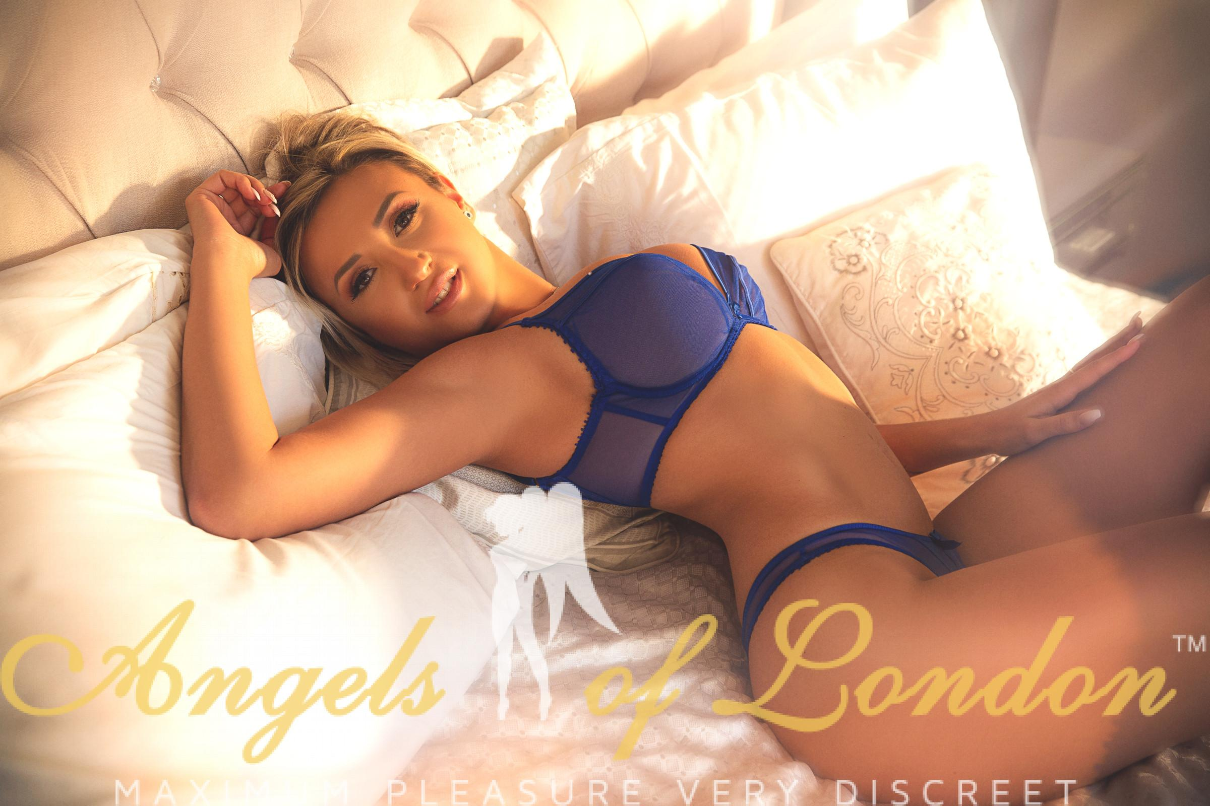 Karina from Angels of London
