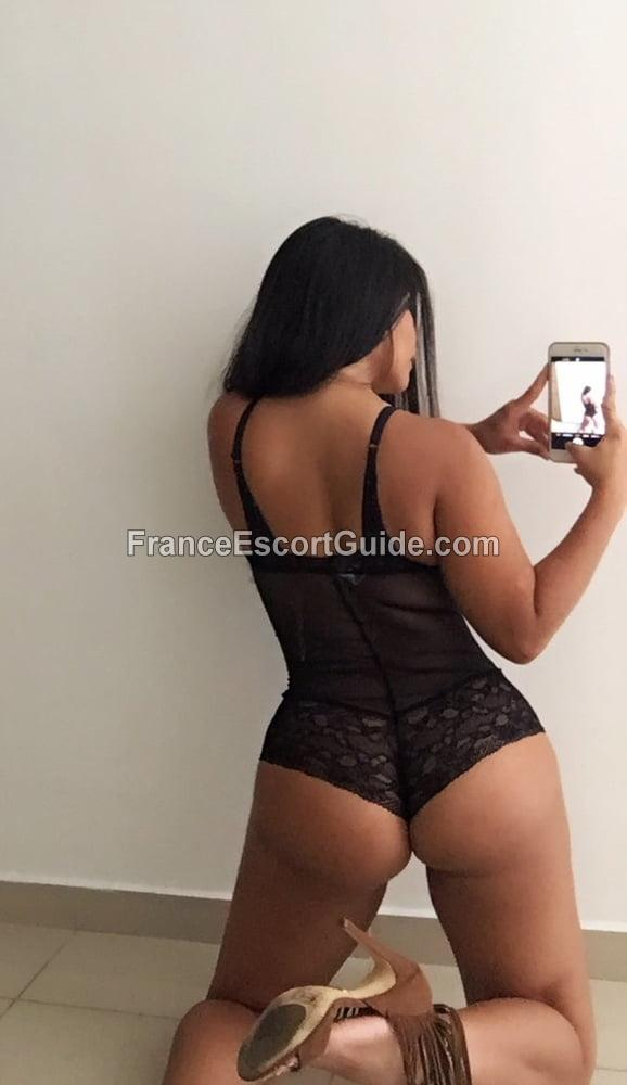 Estelle from France Escort Guide