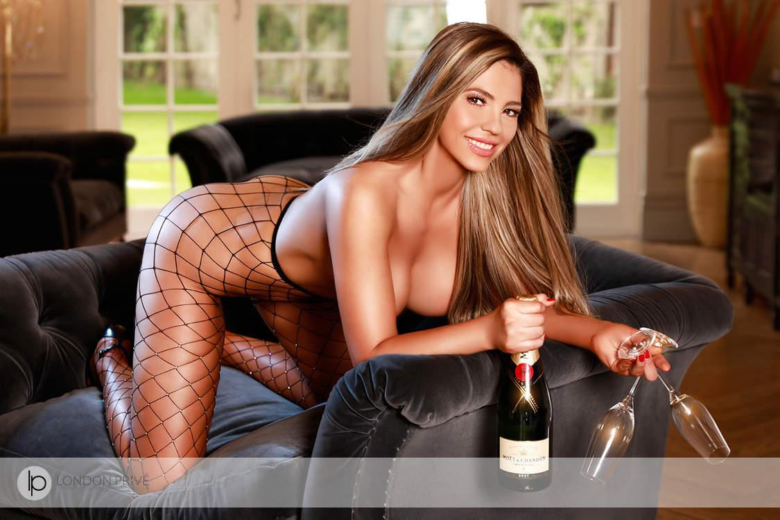Giselle from London Escorts VIP