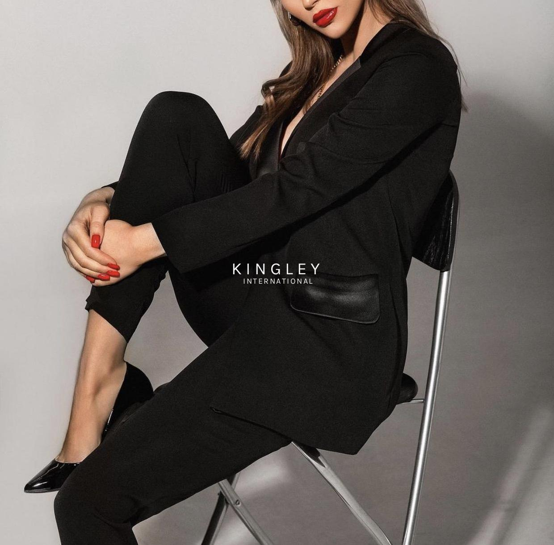 Anastasia from Kingley International Escorts