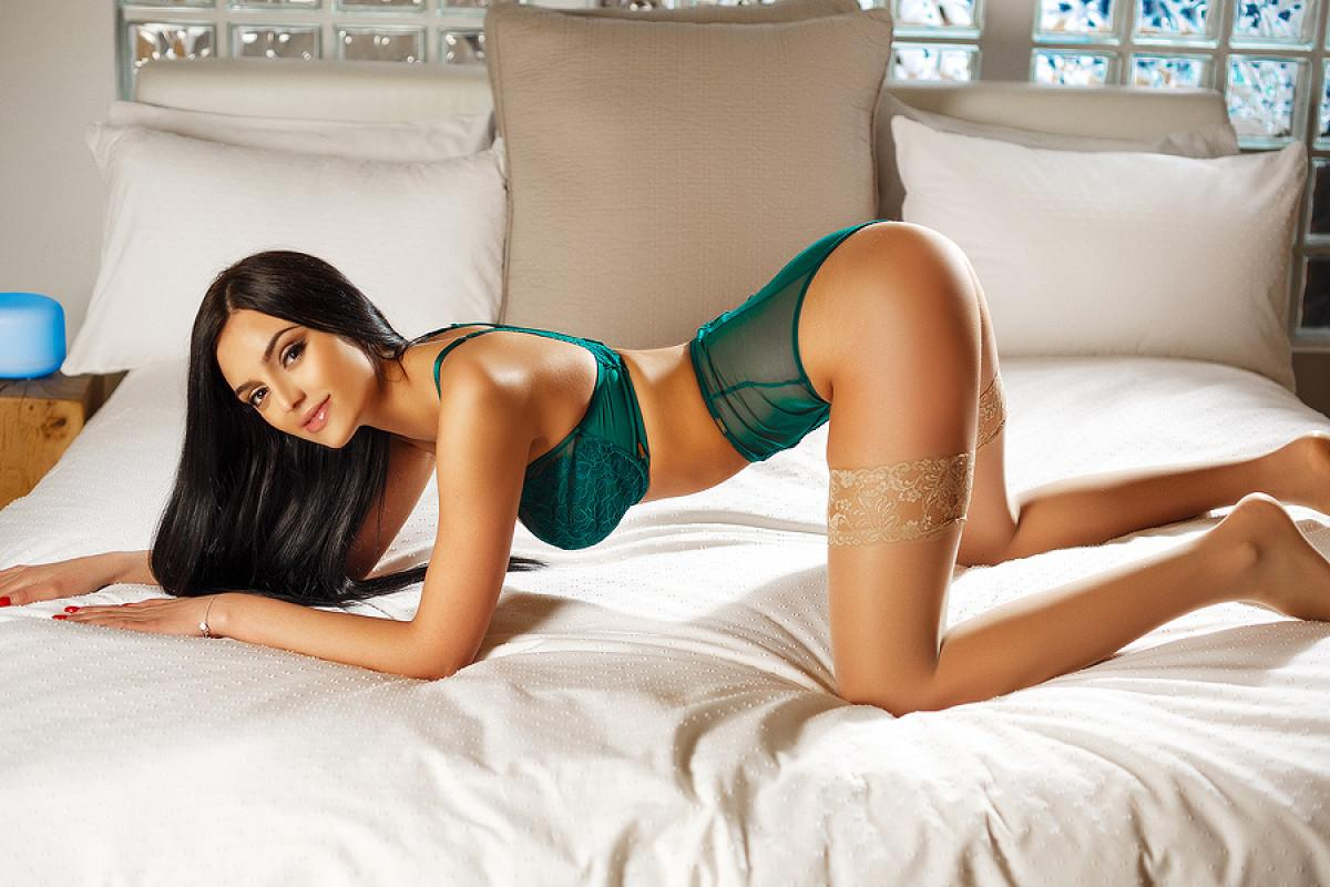 Jenna from Lux Escorts