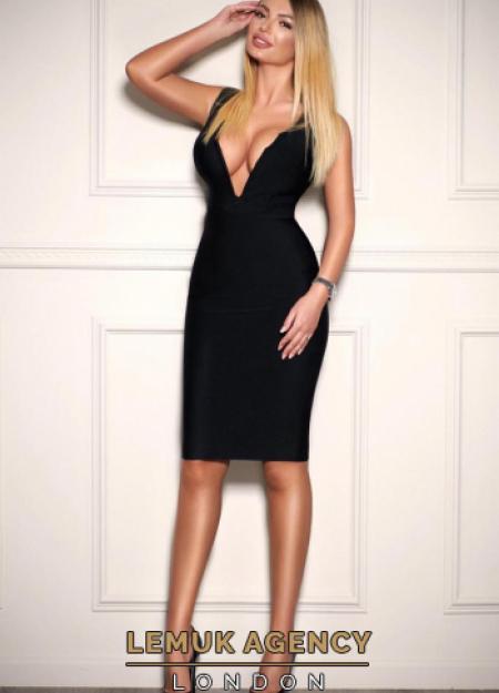 Andrea from London Escort Models UK