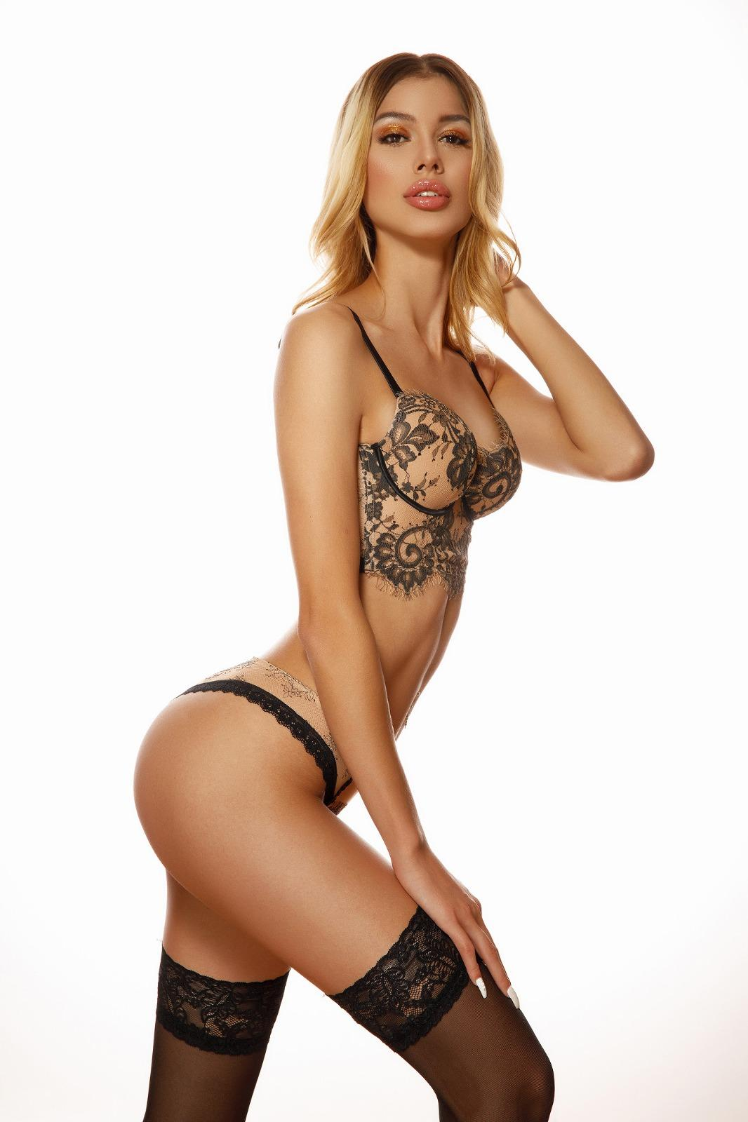Camila from Pure Tantric Massage London