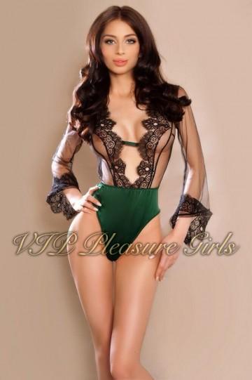 Charis from VIP Pleasure Girls