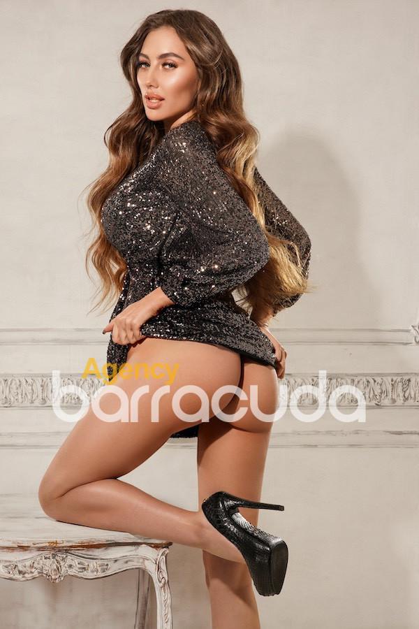 Diana from Agency Barracuda