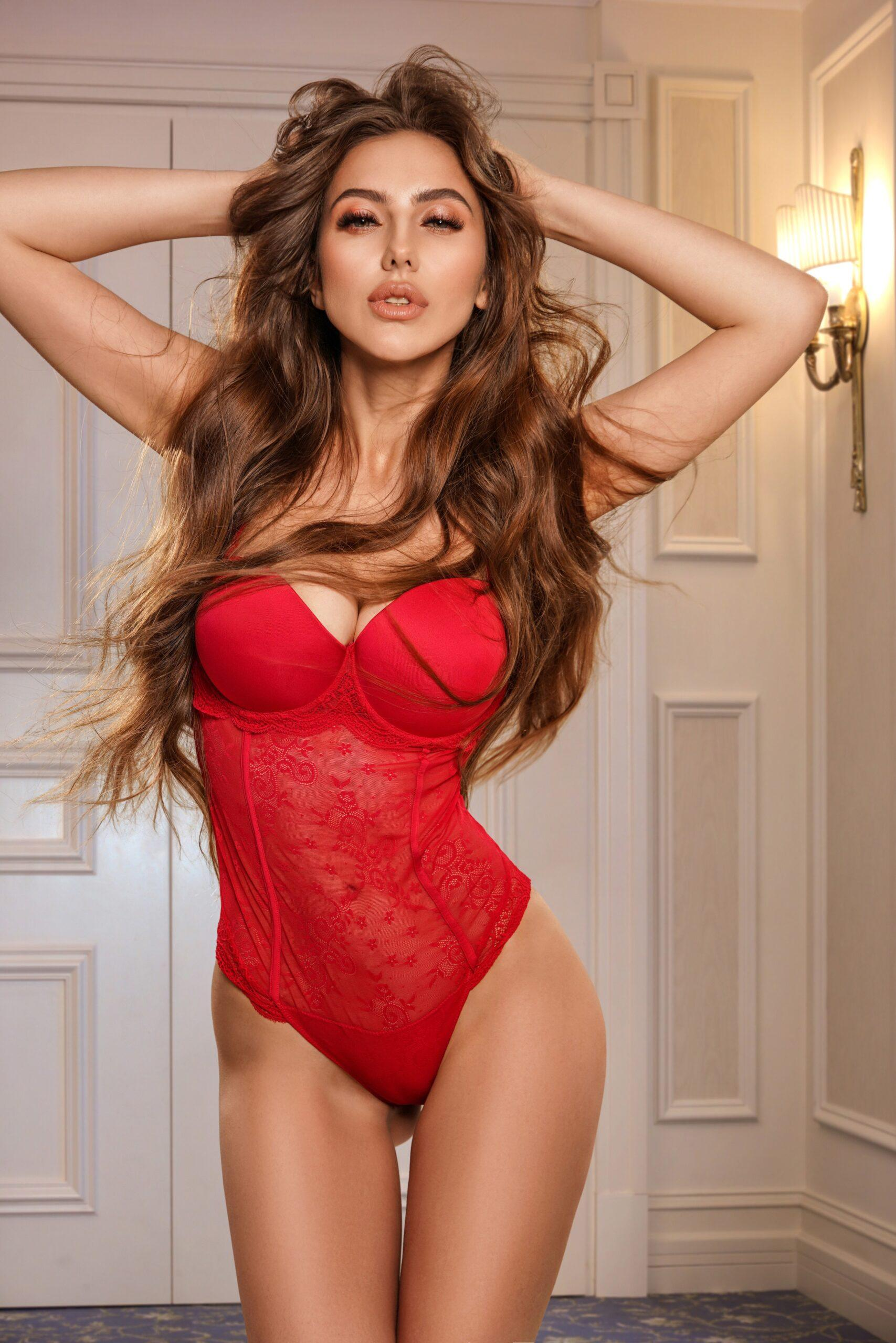 Daria from Cheap and Chic London Escorts