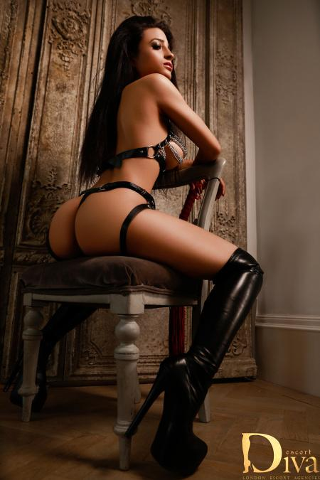 Mistress Madeline from Anna's Angels