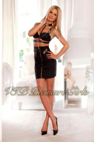 Fay from VIP Pleasure Girls