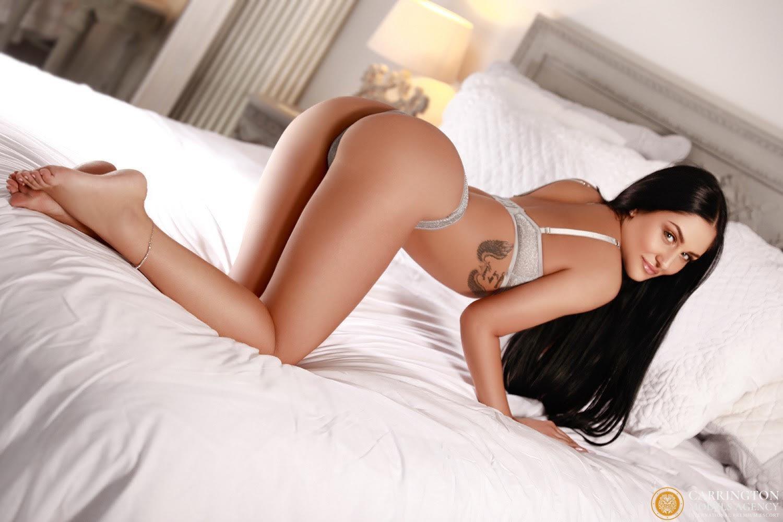Selena from Carrington Models