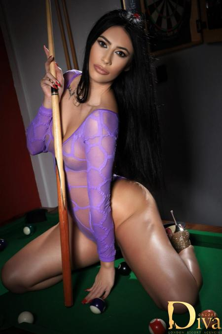 Amber from L-Escorts