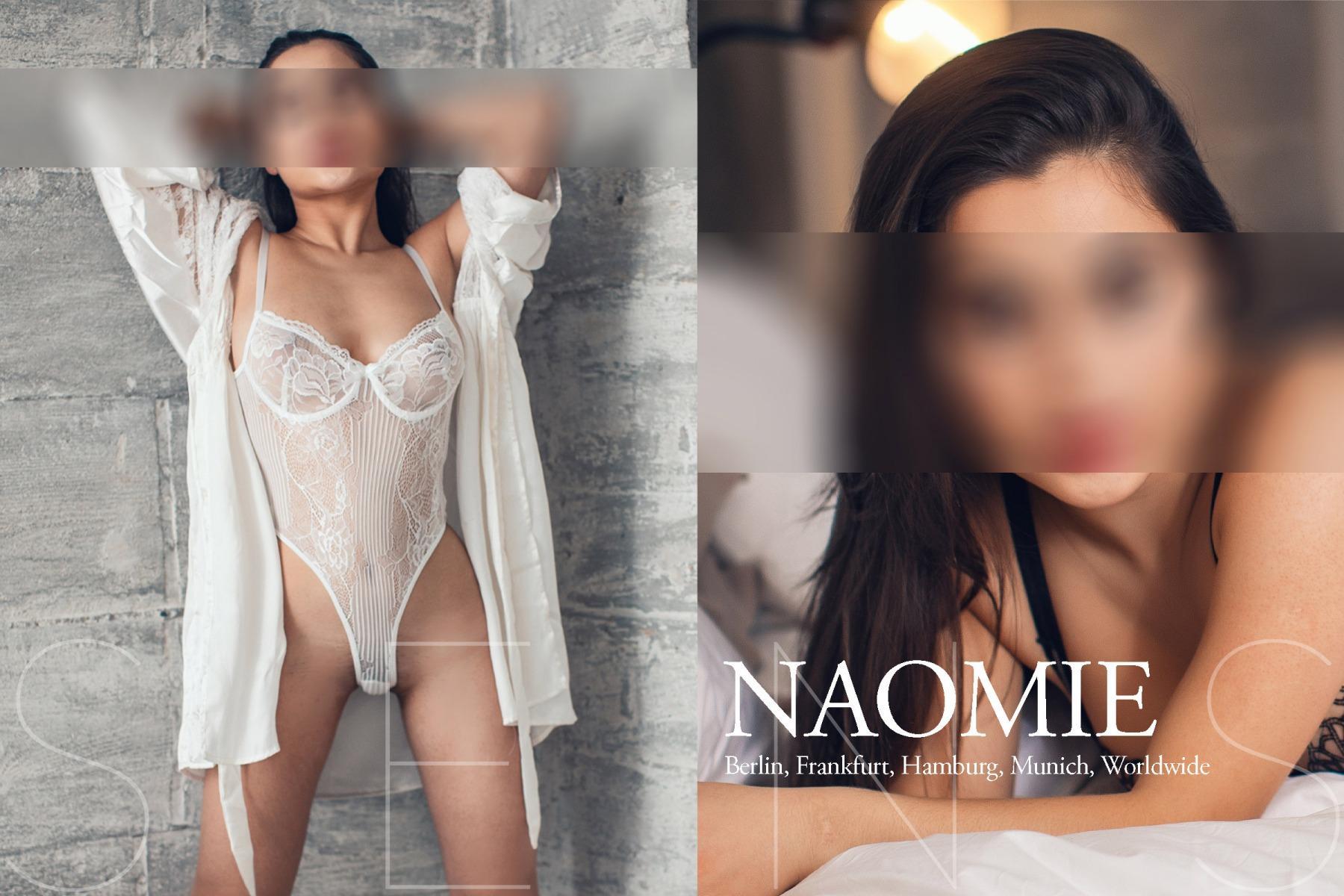 Naomi from Sens Highclass Escort